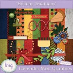 """New kit – """"Holiday Traditions"""""""